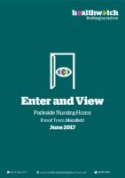 Enter and View Report – June 2017 – Parkside Nursing Home