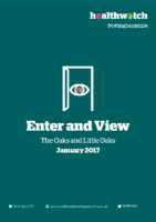 Enter and View Report – January 2017 – The Oaks and Little Oaks Care Home