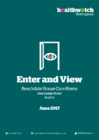 Enter and View – 2017 – Beechdale House