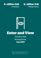 Enter and View – 2017 – Adbolton Hall