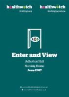 Enter and View Report – June 2017 – Adbolton Hall Nursing Home