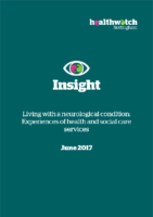 HW Insight Report – Living with a neurological condition